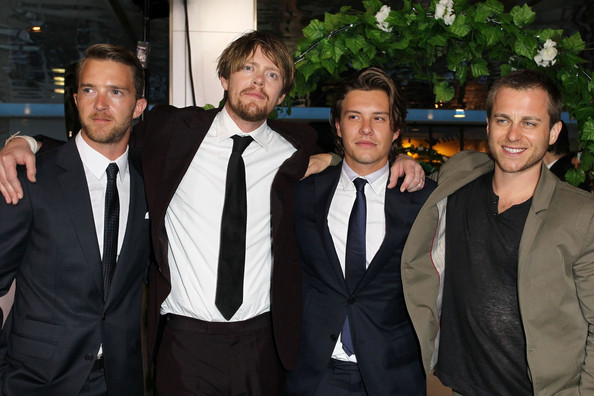 Stars at the Premiere of 'A Few Best Men' in Sydney