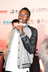 Dajuan Summers The 'Yao Foundation Charity Tour' Conference