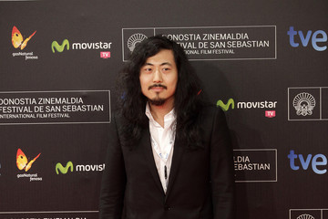 Yu Liu Celebs at the San Sebastian Film Festival
