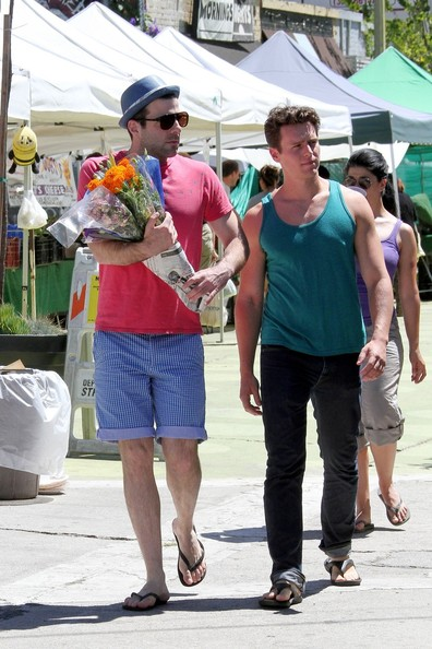 this photo zachary quinto jonathan groff zachary quinto and boyfriendJonathan Groff Boyfriend Zachary Quinto