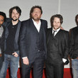 Elbow Stars at The Brit Awards 2012 at The O2 Arena in London