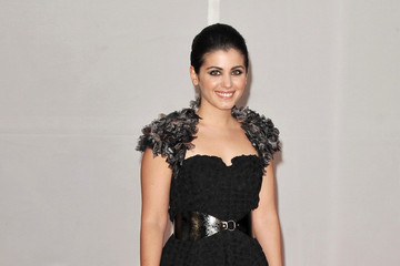 Katie Melua Stars at The Brit Awards 2012 at The O2 Arena in London
