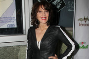 """Andrea Martin attends the film premiere of """"Breaking Upwards"""" held at the IFC Center in the West Village."""