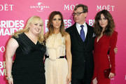 """The cast of """"Bridesmaids"""" hit the red carpet for the premiere of hit comedy """"Bridesmaids"""" in Sydney, Australia."""
