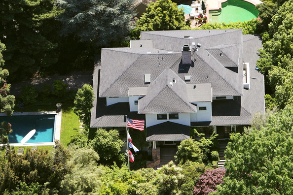 Mark Zuckerberg's Palo Alto Home