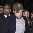 Stephanie Ritz Robert Pattinson and Other Celebrities at Trousdale