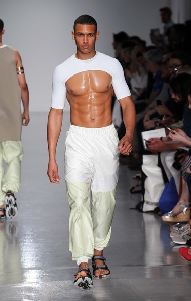 london mens fashion week springsummer 2014 zimbio
