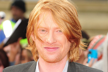 Domnhall Gleeson The UK Premiere of  'Harry Potter And The Deathly Hallows: Part 2'