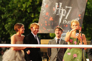 J.K. Rowling Emma Watson Photos Photo