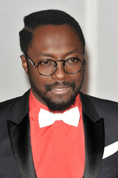 will.i.am will.i.am attending The Brit Awards 2012 at The O2 Arena in London.
