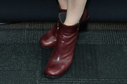 Jodie Whittaker Ankle Boots
