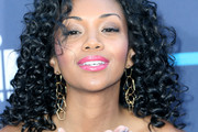 Mishael Morgan Medium Curls