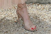 Kathryn Newton Strappy Sandals
