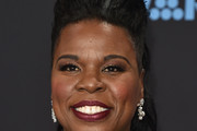 Leslie Jones Ponytail