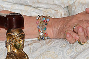 Queen Sofia Beaded Bracelet