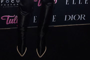 Mackenzie Davis Knee High Boots