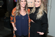 Haylie Duff Loose Top