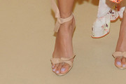 Diane Guerrero Strappy Sandals