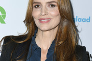 Saffron Burrows Feathered Flip