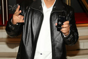 Daddy Yankee Leather Jacket