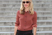 Alexandra Golovanoff Button Down Shirt