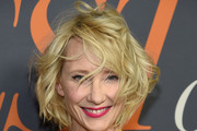 Anne Heche Messy Cut