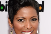 Tamron Hall Short Side Part