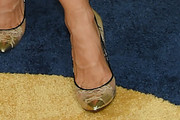 Cheryl Hines Evening Pumps