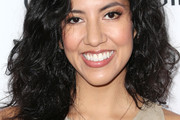 Stephanie Beatriz Long Curls