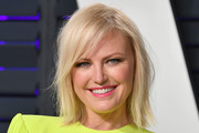 Malin Akerman Messy Cut