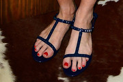 Brittany Snow Flat Sandals