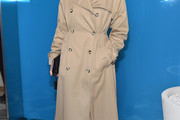 Kristin Scott Thomas Trenchcoat