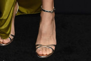 Elodie Yung Evening Sandals