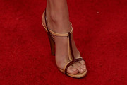 Lindsay Ellingson Strappy Sandals