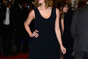 Chiara Mastroianni Little Black Dress