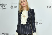 Andreja Pejic Fitted Jacket