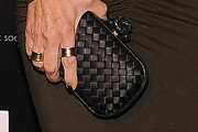 Kris Jenner Satin Clutch