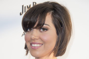 Aubrey Plaza Short Cut With Bangs