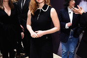 Jessica Chastain Little Black Dress