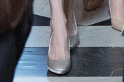 Angelina Jolie Evening Pumps