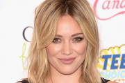 Hilary Duff Medium Layered Cut