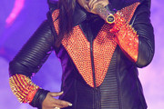 Missy Elliott Leather Jacket