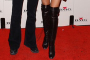 Susan Holmes Over the Knee Boots