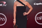 Danica Patrick One Shoulder Dress