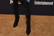 Darby Stanchfield Over the Knee Boots