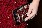 Rebel Wilson Beaded Clutch