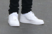 Zayn Malik Leather Sneakers