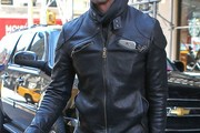 Dylan McDermott Motorcycle Jacket