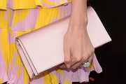 Charlize Theron Satin Clutch