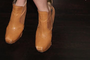 Caity Lotz Ankle Boots